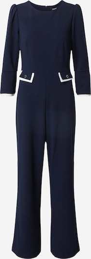 DKNY Jumpsuit in de kleur Navy / Wit, Productweergave