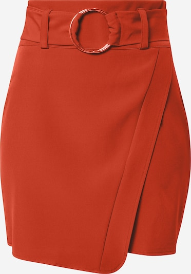 Missguided Skirt in lobster, Item view