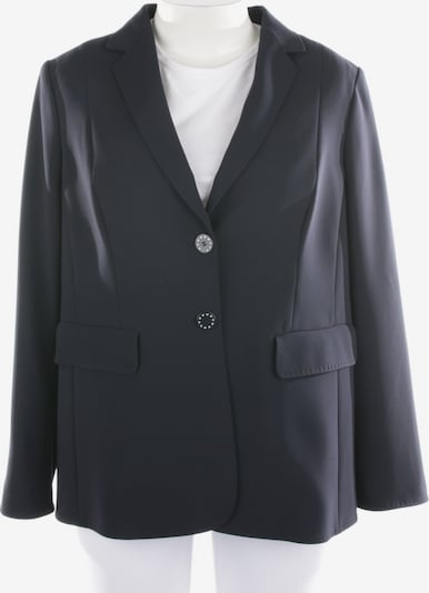 Maison Common Blazer in 4XL in Dark blue, Item view