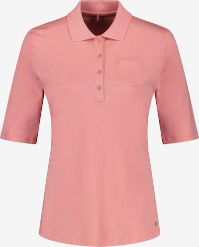 GERRY WEBER Poloshirt in pink, Produktansicht