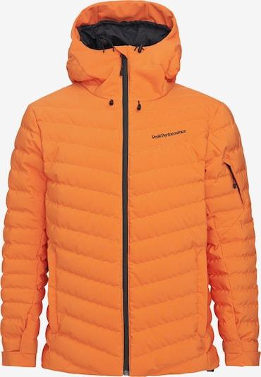PEAK PERFORMANCE Skijacke in orange, Produktansicht
