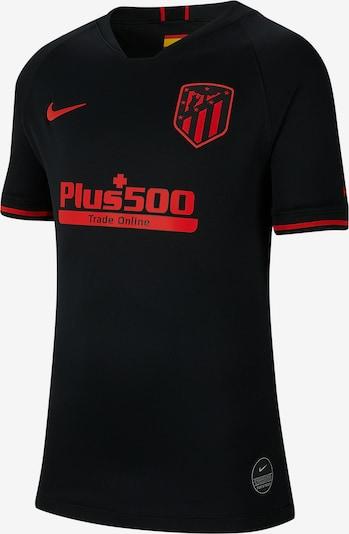NIKE Trikot  'Atlético De Madrid Stadium Away' in rot / schwarz, Produktansicht
