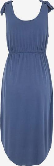 MAMALICIOUS Still-Kleid in blau, Produktansicht