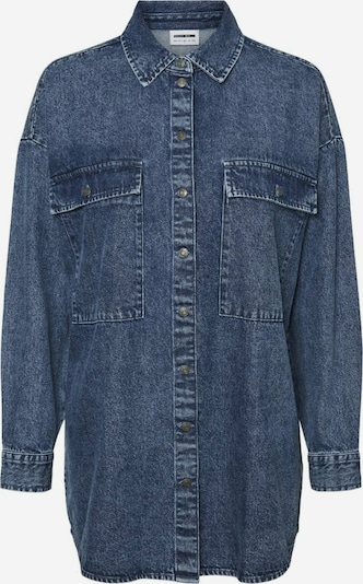 Noisy may Blouse in Blue denim, Item view
