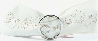 s.Oliver Belt in XS-XL in White, Item view