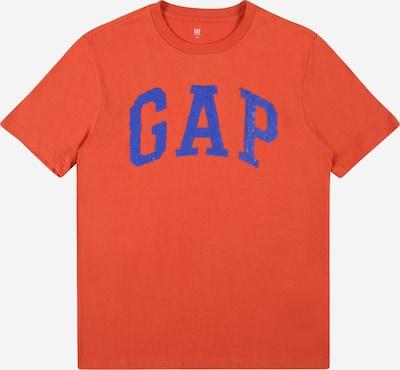 GAP Shirt in de kleur Blauw / Grijs / Rood, Productweergave