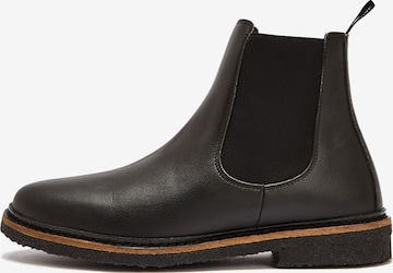 NINE TO FIVE Chelsea Boots 'Luka' in Black