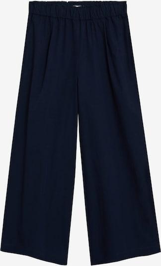 Pantaloni cutați 'Ricky' MANGO pe albastru regal, Vizualizare produs