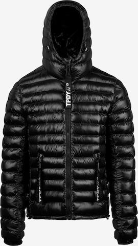 Veste d'hiver 'Adan' trueprodigy en noir