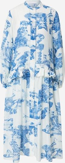 BOSS Kleid 'Dicea' in blau / hellgrau, Produktansicht
