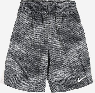NIKE Shorts in grau / schwarz, Produktansicht