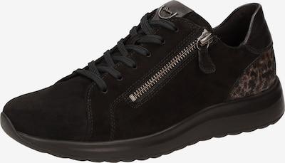 SIOUX Sneaker 'Maliske' in schwarz, Produktansicht