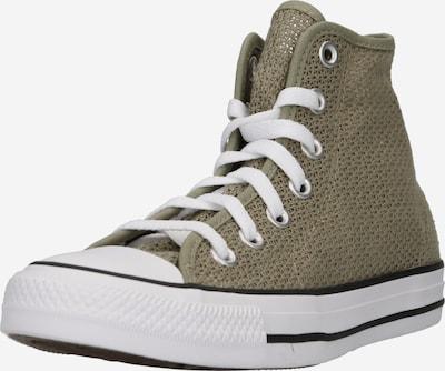 Sneaker înalt 'CHUCK TAYLOR ALL STAR' CONVERSE pe bej închis / negru / alb, Vizualizare produs