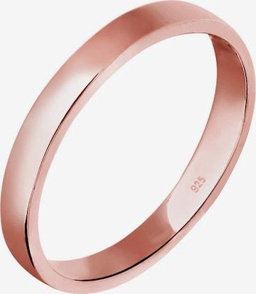 ELLI Ring 'Ehering' in Goud