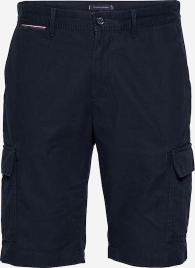 TOMMY HILFIGER Shorts 'John' in dunkelblau / feuerrot / weiß, Produktansicht
