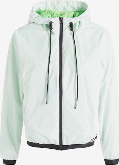 khujo Jacke ' ANAHITA ' in grün / weiß, Produktansicht