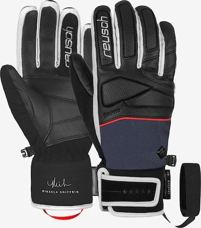 REUSCH Fingerhandschuhe 'Mikaela Shiffrin R-TEX® XT' in schwarz, Produktansicht