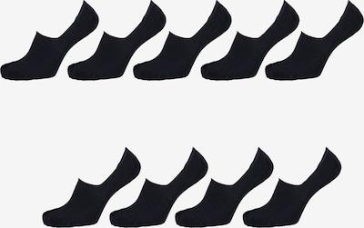 Apollo Socken in schwarz, Produktansicht