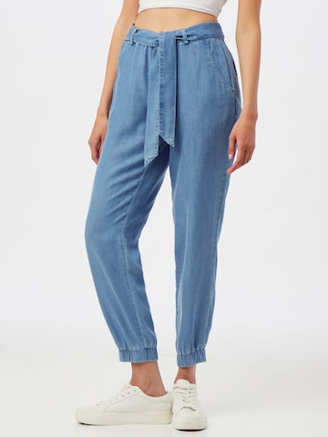 MORE & MORE Jeans in Blauw