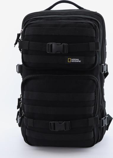 National Geographic Rucksack 'Rocket' in schwarz, Produktansicht