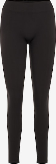 PIECES Leggings 'London' in schwarz, Produktansicht