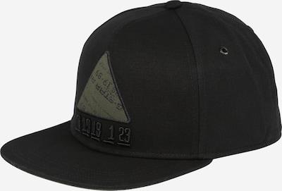 G-Star RAW Kapa 'Estan' | oliva / črna barva, Prikaz izdelka