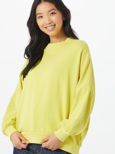 GAP Sweatshirt in de kleur Groen, Modelweergave