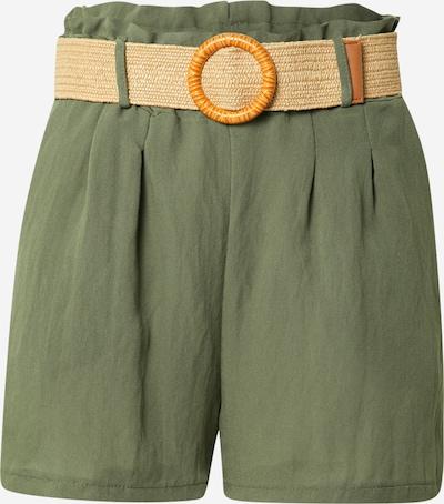 ZABAIONE Shorts 'Ina' in khaki, Produktansicht