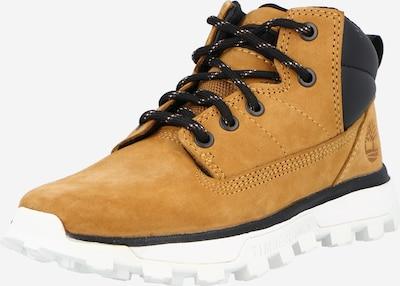 TIMBERLAND Sneaker 'Treeline' in navy / hellbraun, Produktansicht