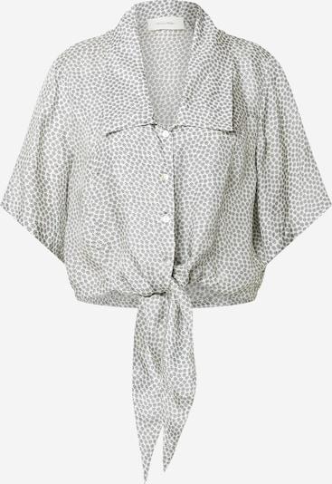 AMERICAN VINTAGE Bluse 'Tainey' in blau / weiß, Produktansicht
