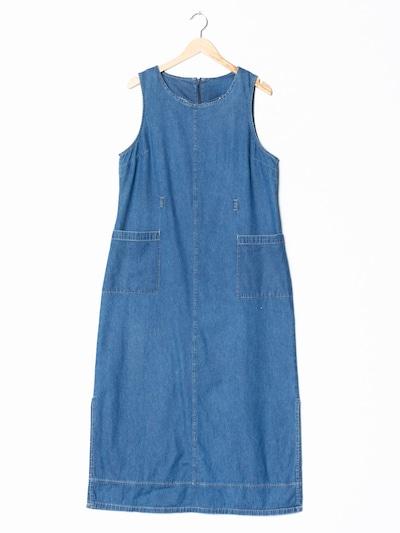 Expressions Jeanskleid in L-XL in blue denim, Produktansicht