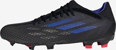 ADIDAS PERFORMANCE Voetbalschoen 'X Speedflow.3' in de kleur Donkerblauw / Donkergrijs / Zwart: Vooraanzicht