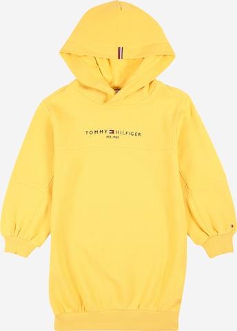 TOMMY HILFIGER Šaty - Žltá