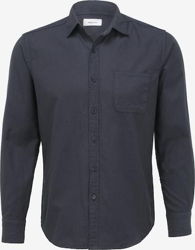 REPLAY Freizeithemd in grau / dunkelgrau, Produktansicht