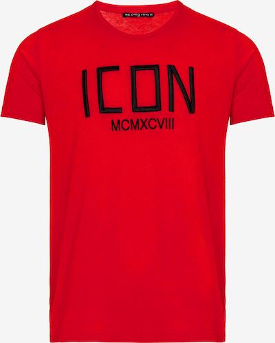 Redbridge T-Shirt 'Seattle' in rot, Produktansicht