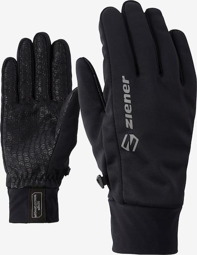 ZIENER Athletic Gloves 'IRIOS GTX INF TOUCH' in Black, Item view