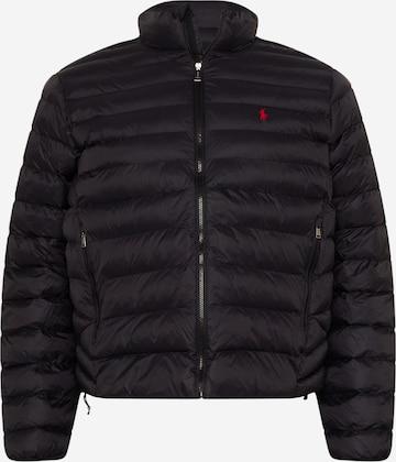 Polo Ralph Lauren Big & Tall Between-Season Jacket in Black
