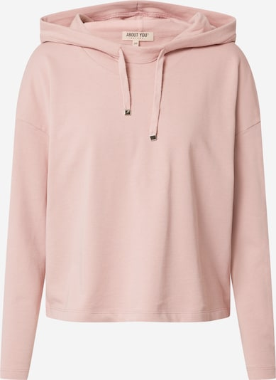 ABOUT YOU Sweat-shirt 'Goldie' en rose, Vue avec produit