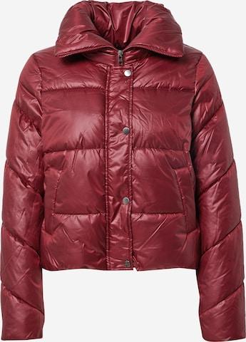 ONLY Overgangsjakke 'ANJA' i rød