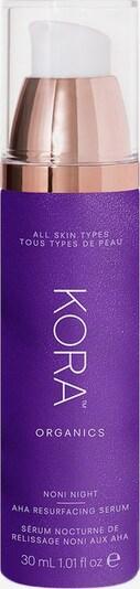 KORA Organics Serum 'Noni Bright Aha' in lila, Produktansicht