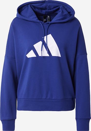ADIDAS PERFORMANCE Athletic Sweatshirt in Royal blue / White, Item view