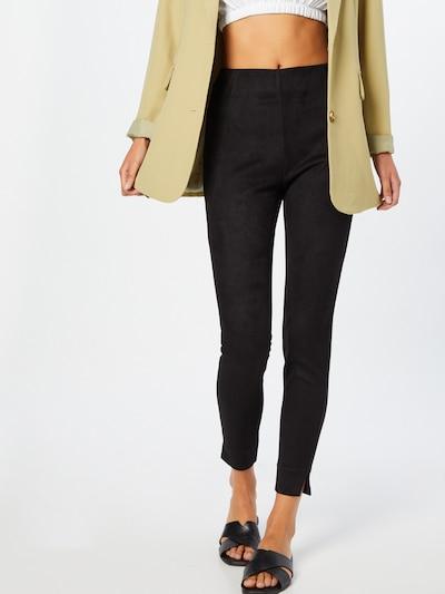 VILA Leggings 'Gita' in schwarz, Modelansicht