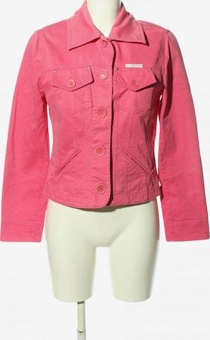 Bandolera Blazer in M in Pink