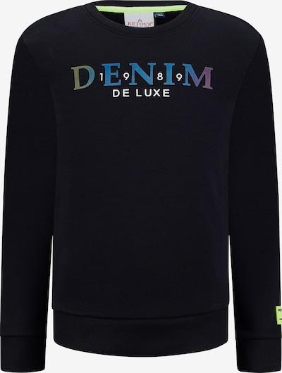 Retour Jeans Sportisks džemperis 'Jorn', krāsa - debeszils / olīvzaļš / lillā / melns / balts, Preces skats