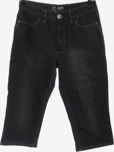 Zagora 3/4 Jeans in 29 in schwarz, Produktansicht