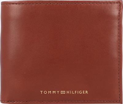 TOMMY HILFIGER Portemonnee in de kleur Bruin / Goud, Productweergave