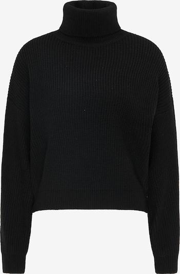 Megztinis iš usha BLUE LABEL , spalva - juoda, Prekių apžvalga