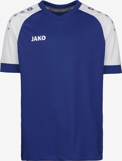 JAKO Trikot 'Champ 2.0' in royalblau / naturweiß, Produktansicht
