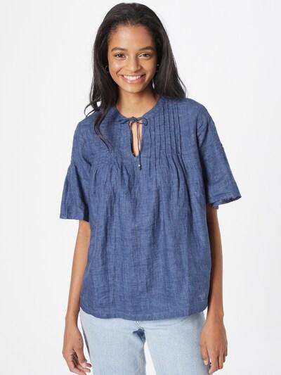 Bluză s.Oliver pe bleumarin, Vizualizare model