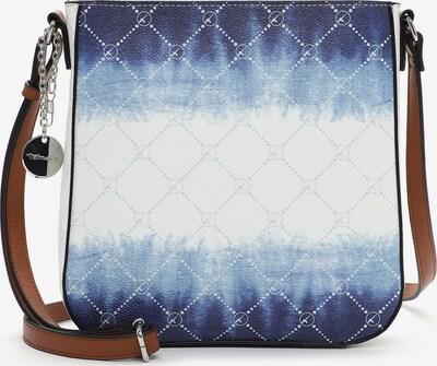 TAMARIS Umhängetasche 'Anastasia' in blau / hellblau / weiß, Produktansicht